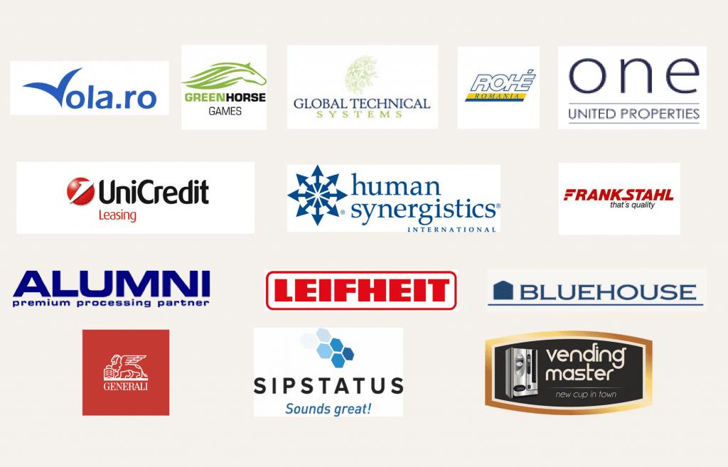 Logo-uri Ne Sustin-sponsori