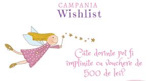 Campanie Wishlist Carrefour