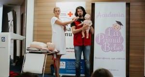 Primul ajutor pentru copii